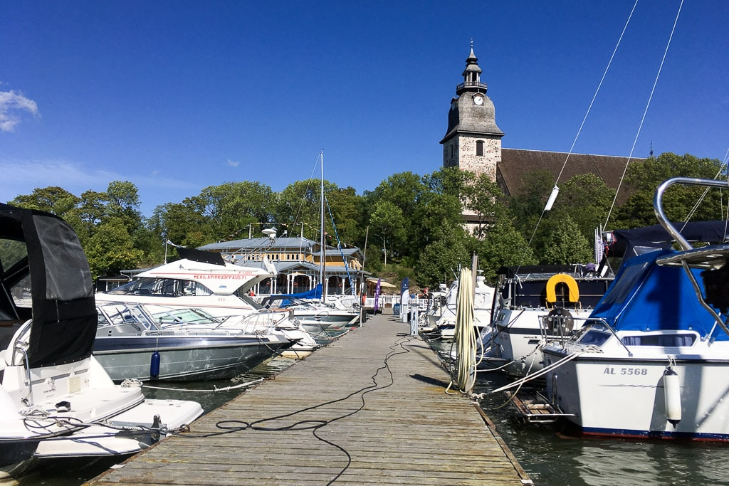 Naantali Harbour Port